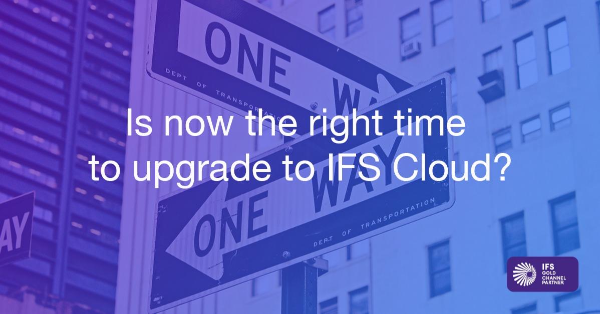 IFS Cloud integration platform