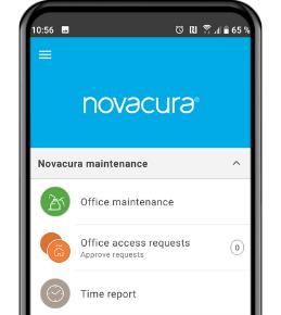Novacura Flow Main