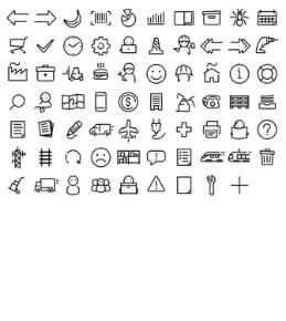 Novacura Flow icons