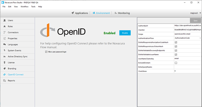 OpenId Connect – general and in IFS connector