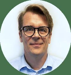 Novacura Sales Director Östen Westman