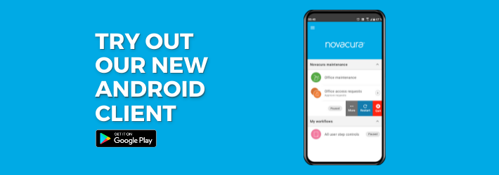 Try out our new Andoid Client