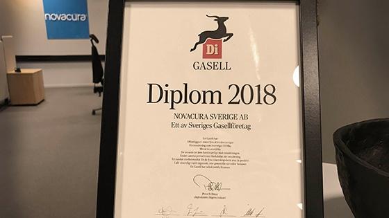 DIGasell Novacura 2018
