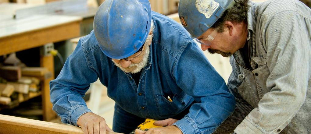 Vigor workers. Photo: Vigor